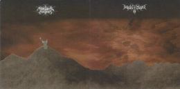 "MORTUUS CAELUM / WINDS OF MALICE -""Split"" CD"