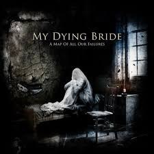 "MY DYING BRIDE-""Map Of All Our Failures"" SLIPCASE CD/DVD"