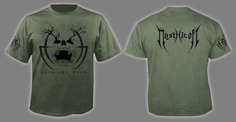 "MYSTHICON -""Into The Dark"" T-SHIRT KHAKI"