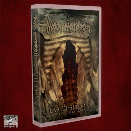 "NAER MATARON - ""LVCITHERION -Temple of the Radiant Sun"" TAPE"