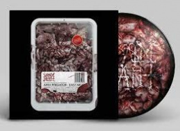 "NAPALM DEATH –""Apex predator – Easy meat"" 12"" GATEFOLD PICTURE LP"
