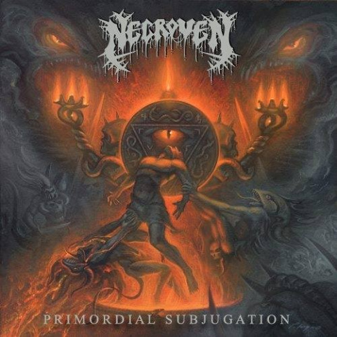 "NECROVEN -""Primordial Subjugation"" CD"