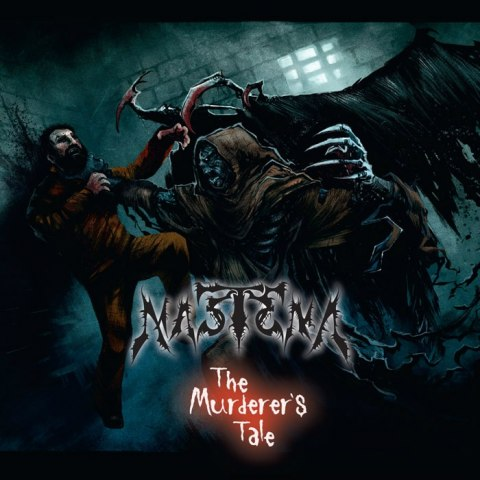 "MASTEMA - ""The Murderer's Tale"" CD"