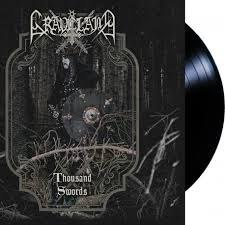 "GRAVELAND ""Thousand Swords"" 12"" LP"