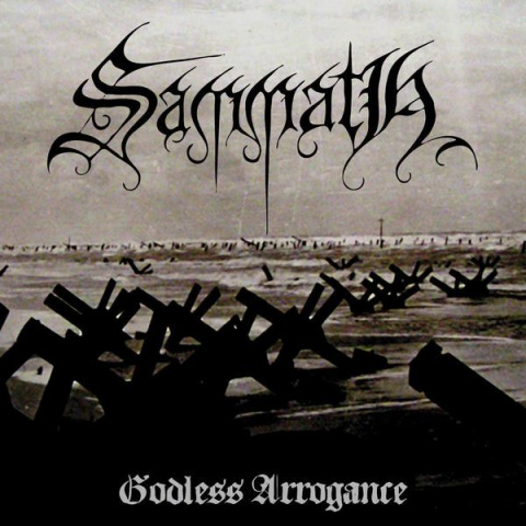 "SAMMATH	-""Godless Arrogance"" 12"" LP"
