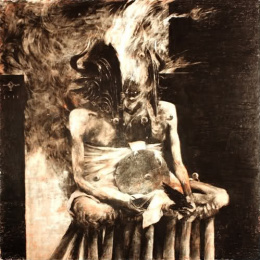 "WRATHPRAYER -""The Sun of Moloch"" CD"