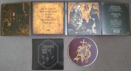 "ABYSMAL GRIEF -""BLASPHEMA SECTA"" DIGISLEEVE CD"