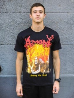 "AMON - ""Feasting the Beast"" T-SHIRT"