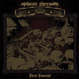"APHONIC THRENODY-""FIRST FUNERAL"" 12""LP"