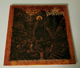 "ARS VENEFICIUM -""The Reign Of The Infernal King"" 12""LP"