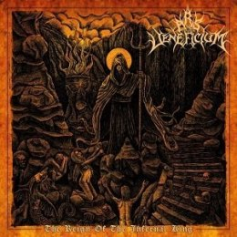 "ARS VENEFICIUM -""The Reign Of The Infernal King"" CD JEWELCASE"