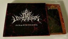 "ARS VENEFICIUM -""The Reign Of The Infernal King"" CD SLIPCASE"