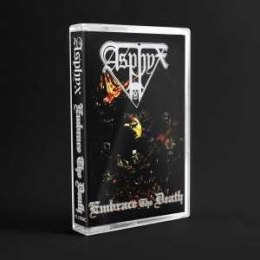 "ASPHYX -""EMBRACE THE DEATH"" TAPE"