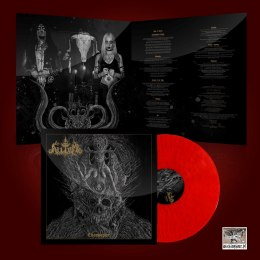 "AUTOMB -""Chaosophy"" 12"" GATEFOLD RED LP (PRE-ORDER)"