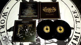 "Acherontas -""Ma-IoN(Formulas Of Reptilian Unification)"" 2x12"" GATEFOLD LP"