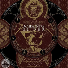 "Acherontas / Slidhr - ""Death Of The Ego / Chains of the Fallen "" 12"" GATEFOLD LP"