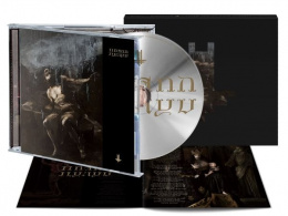 "BEHEMOTH -""I Loved You At Your Darkest"" CD JEWELCASE"