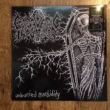"CADAVERIC INCUBATOR -""UNBURIED MORBIDITY"" 12"" BLACK LP"