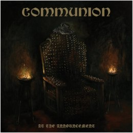 "COMMUNION -""At the Announcement"" CD"