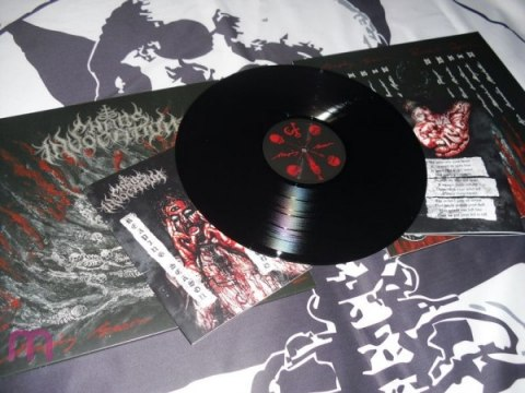 "Chaos Invocation -""Reaping Season, Bloodshed Beyond"" 12"" LP"