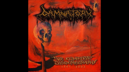 "DAMNATORY -""The Complete Disgoregraphy 1991-2003"" CD"