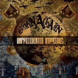 "BORN AGAIN / UNPRECEDENTED ATROCITIES -""Split"" CD"