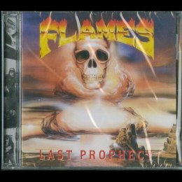 "FLAMES ""LAST PROPHECY"" CD"