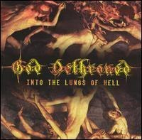 "GOD DETHRONED -""INTO THE LUNGS OF HELL"" 12"" LP RED VINYL"