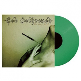 "GOD DETHRONED -""THE TOXIC TOUCH"" 12"" LP GREEN MINT VINYL"