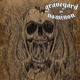 "GRAVEYARD/NOMINON -""split"" 7""EP"