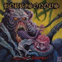 "HORRISONOUS -""A Culinary Cacophony"" CD"