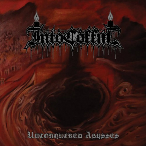 "INTO COFFIN -""UNCONQUERED ABYSSES"" CD"