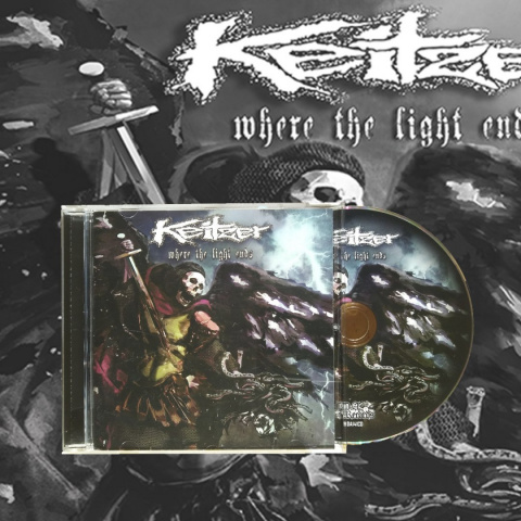 "KEITZER -""Where The Light Ends"" CD"