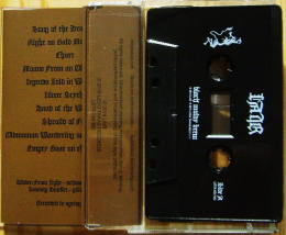"LAIR -""Black Moldy Brew"" TAPE"