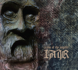 "LAIR -""Icons of The Impure"" DIGIPAK"