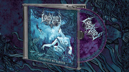 "LAUXNOS -""Crushed by waves"" CD"