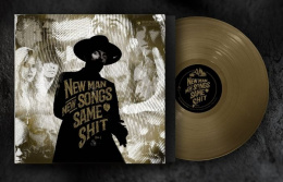 "ME AND THAT MAN -""New Man, New Songs, Same Shit. Vol.1"" 12"" GATEFOLD GOLD LP"