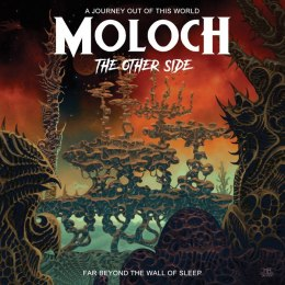 "MOLOCH -""The Other Side"" CD"