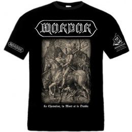 "MORDOR - ""...Only Dark Is Absolute"" T-SHIRT"