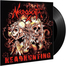"NECRODEATH -""Headhunting"" 7""EP"