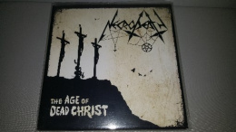 "NECRODEATH -""The Age of Dead Christ"" 12"" GATEFOLD LP"