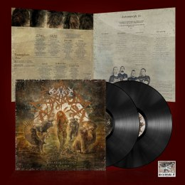 "NOMAD -""Transmogrification (Partus)"" 2x12"" GATEFOLD LP"