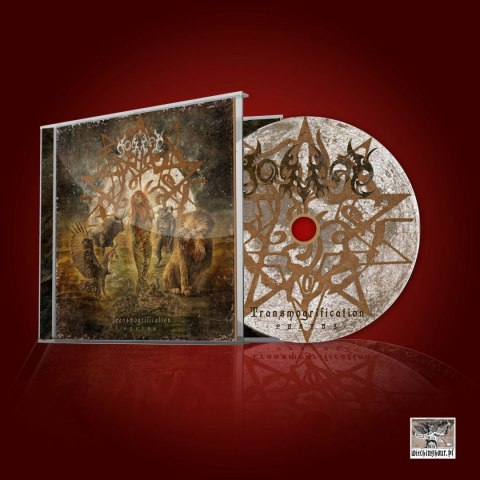 "NOMAD -""Transmorgrification (Partus)"" CD"