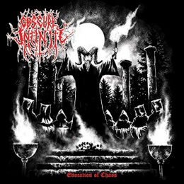 "OBSCURE INFINITY -""Evocation of Chaos"" CD"