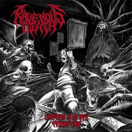 "RAVENOUS DEATH -""Chapters of an Evil Transition"" CD"