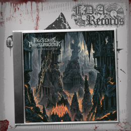 "RECKLESS MASNLAUGHTER -""Caverns of Perdition"" CD"