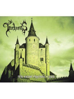 "TARTAROS -""The Grand Psychotic Castle"" DIGI BOOK CD"