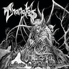"THANATOS -""Thanatology: Terror from the Vault"" 2CD"