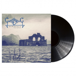 "THE GATHERING -""DOWNFALL / EARLY DAYS"" 3x12"" GATEFOLD BLACK LPS"