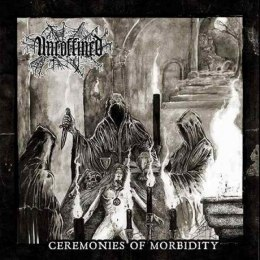 UNCOFFINED - Ceremonies of Morbidity CD